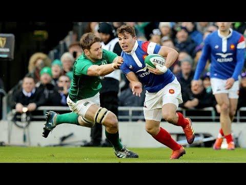 Irlande - France masculin : Le résumé