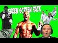 Green Screen Pack - Meu Pack Da Zoeira
