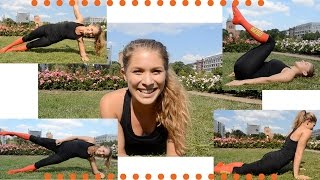 Intensives Bauchworkout: Bauchübungen für zuhause Teil 2| Fit für den Sommer Teil 2