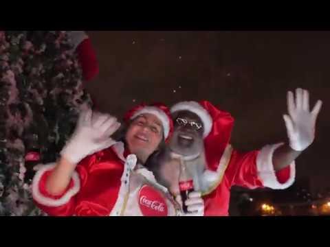 Evento Árvore de Natal Coca Cola 2019