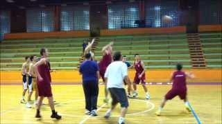 Basketball KK Bosna (A2) - KK Burch Highlights
