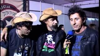 YVES PASSARELL, LORO JONES E BEIRÃO NO LEFT N RIGHT - PROGRAMA DE ROCK