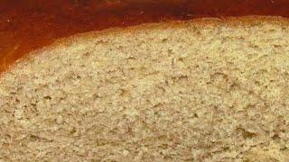 Рецепт вкусного ржано пшеничного хлеба