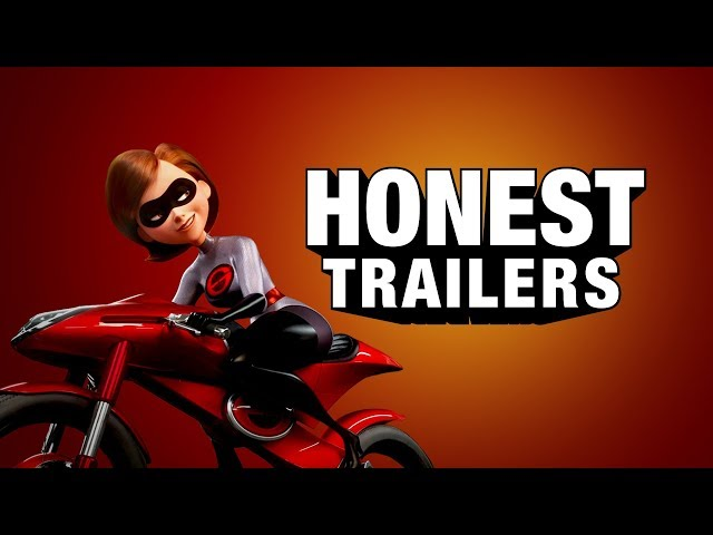 Honest Trailers - Incredibles 2