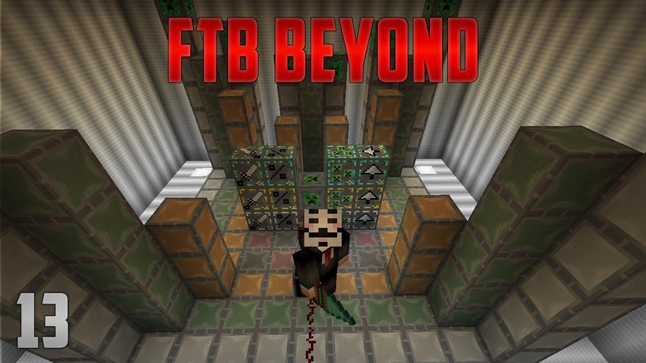 ftb beyond power