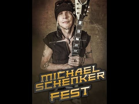 Michael Schenker to release 2nd Michael Schenker Fest album w/ 4 vocalists!