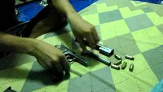 Repeat youtube video .45 AUTO GUN ปืน 11 มม ไทย