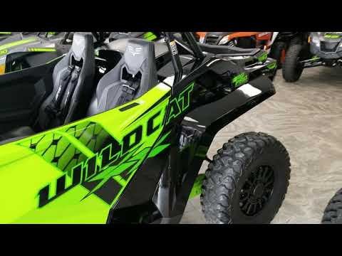 TEXTRON OFFROAD WILDCATXX BUILD - Deluxe Package and more!