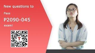 [Testpassport] IBM Information Management P2090-045 exam questions
