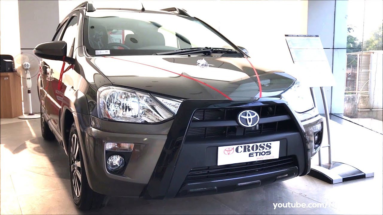 Toyota Etios Cross X Edition  Real Life Review