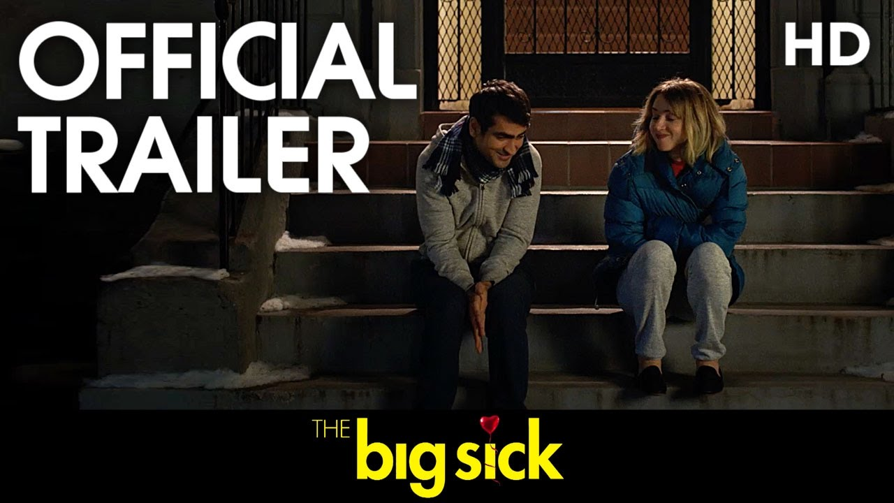 Download THE BIG SICK | Official Trailer | 2017 [HD]