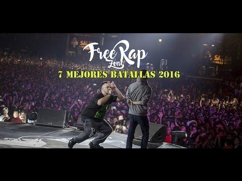 LAS 7 MEJORES BATALLAS DEL AÑO 2016