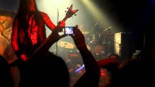 Destruction - Eternal Ban (Live Houston, TX, 05/18/11)