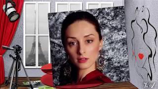 Очаровательная актриса -Юлия Майборода.
