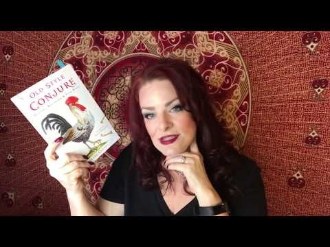 BOOK REVIEW: OLD STYLE CONJURE: HOODOO, ROOTWORK, AND FOLK MAGIC