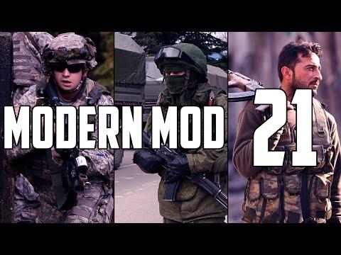 Modern Mod - Night Strike