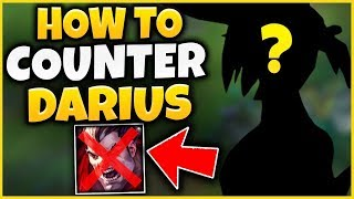 #1 AKALI WORLD SHOWS HOW TO CRUSH DARIUS (EVERY SINGLE TIME) - League of Legends