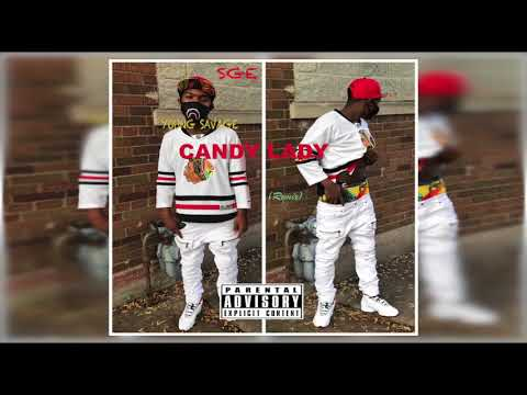 Young Savage - Candy Lady (Remix) (Official Audio)