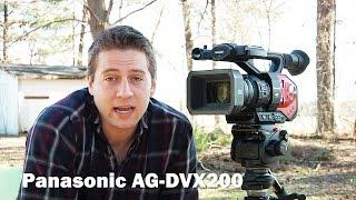 Owning The Panasonic AG-DVX200 - 4k
