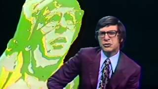 The Amazing World of Kreskin 1972 TV promo