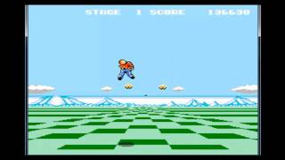 Let's Compare ( Space Harrier )