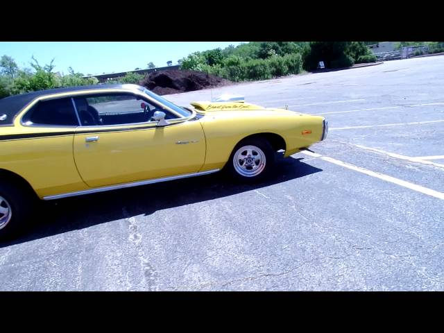 600hp 1973 Dodge Charger SE | Beast