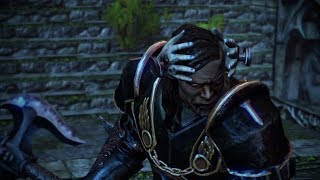 Path of Exile: Bolted Hands Helmet and Attachment