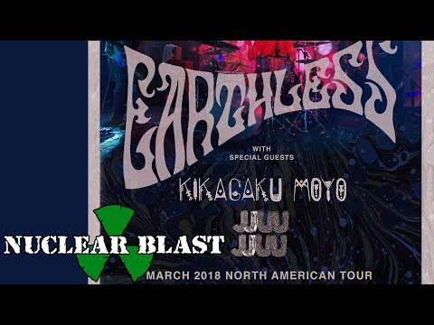 EARTHLESS - Spring 2018 North American Tour (OFFICIAL TRAILER)