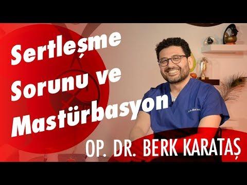 Sertleşme Sorunu Ve Mastürbasyon / Op. Dr. Berk Karataş