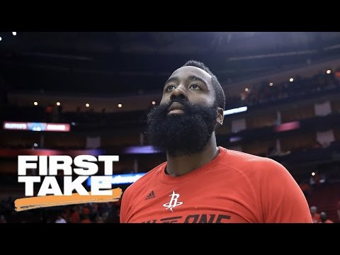 is-harden's-season-tarnished?-|-first-take-|-may-12,-2017