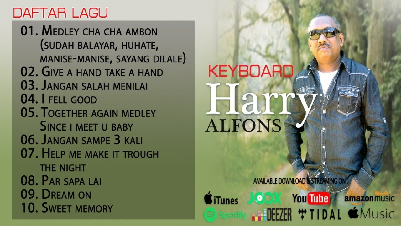 Download Harry Alfons - KEYBOARD Harry Alfons ( Official Audio )