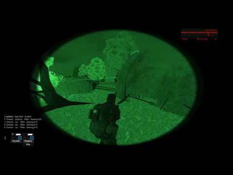 Black Forest intelligence agent recovery operation