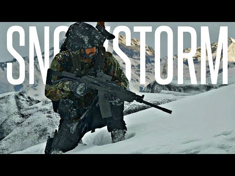 SNOWSTORM BASE INFILTRATION