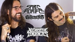 Spirit Adrift on boundaries with Gatecreeper, going from doom to heavy metal | Aggressive Tendencies