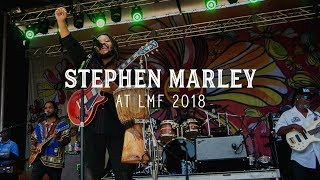 Download Stephen Marley at Levitate Music & Arts Festival 2018 - Livestream Replay (Entire Set) Mp3 and Videos