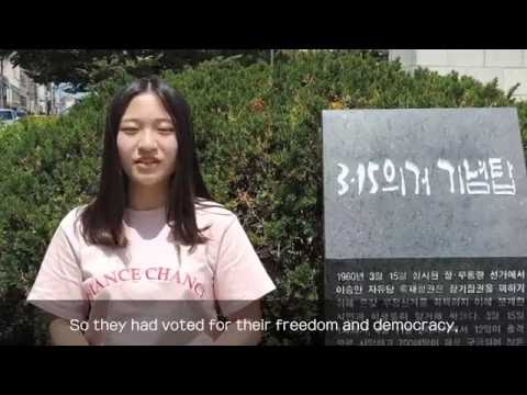 WHERE SHOULD I VISIT IN KOREA? :Masan