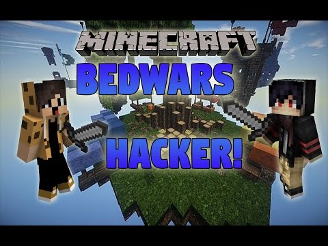 Hacker in BedWars !