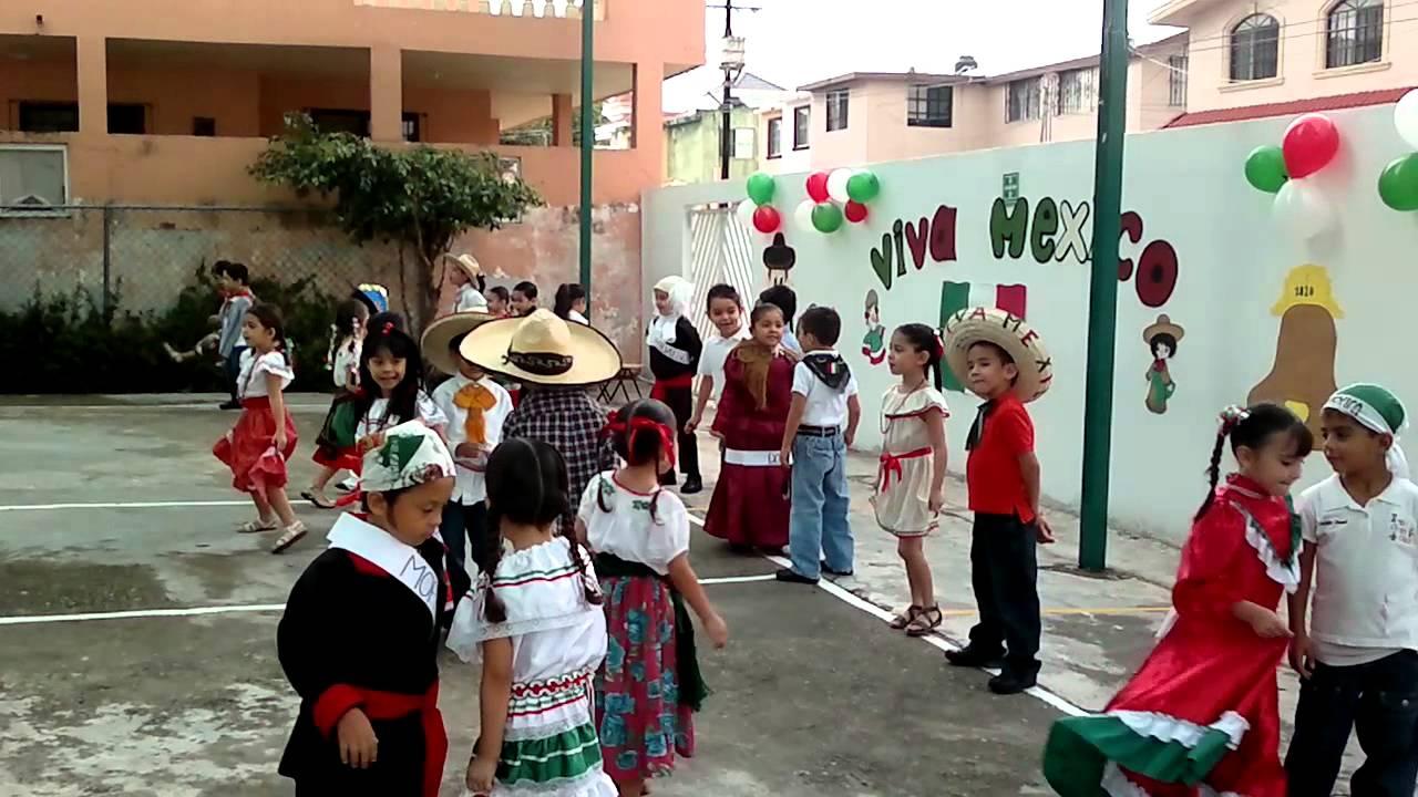 Leo Festejo 16 De Septiembre 2012 En Tampico Primaria First
