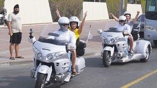 Как русские туристы отрываются и отдыхают в Дубае(Русские туристы любят отдыхать и отрываться в Дубае по полной - поэтому мы организовали бесплатный тест-дра..., 2014-02-04T08:52:48.000Z)