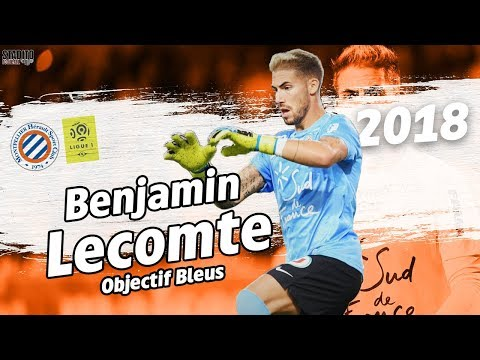 BENJAMIN LECOMTE | 2018 | OBJECTIF BLEUS | Montpellier HSC | HD