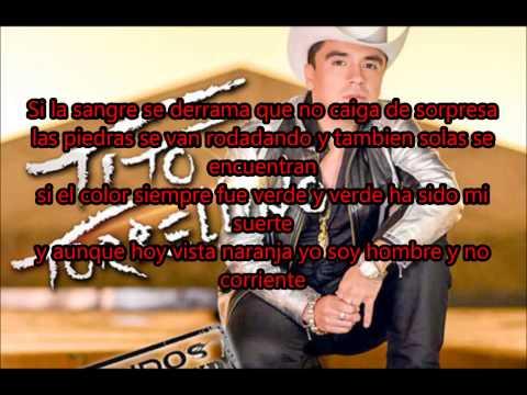 Tito Torbellino - Golpe De Suerte (Letra)