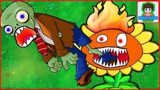 Игра Растения против зомби от Фаника Plants vs zombies 6