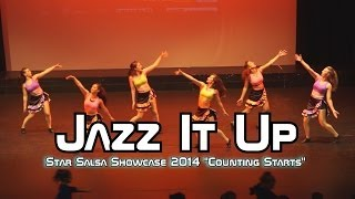 "Jazz it up - Jazz - ""Star Salsa Showcase 2014"""