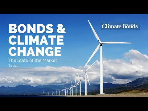 Bonds & Climate Change - The State of the Market in 2015' webinar - 27.07.2015