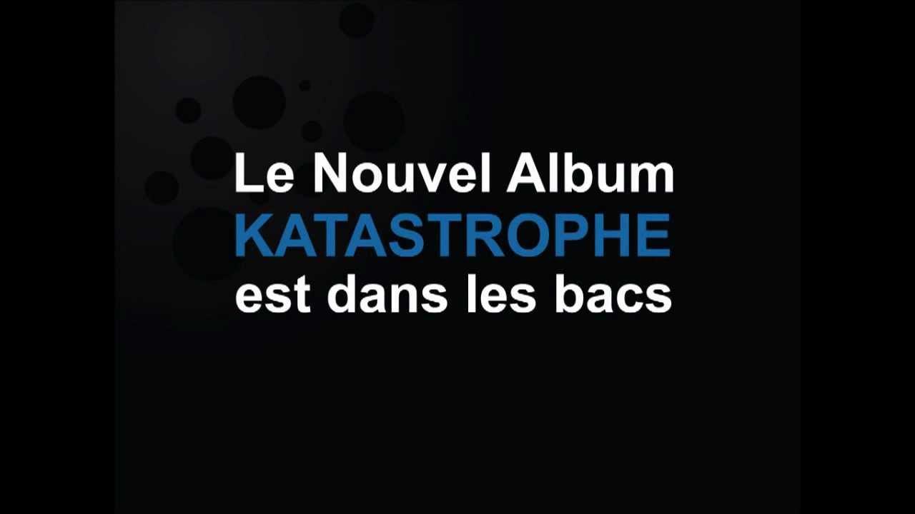 le dernier album de lotfi double kanon katastrophe