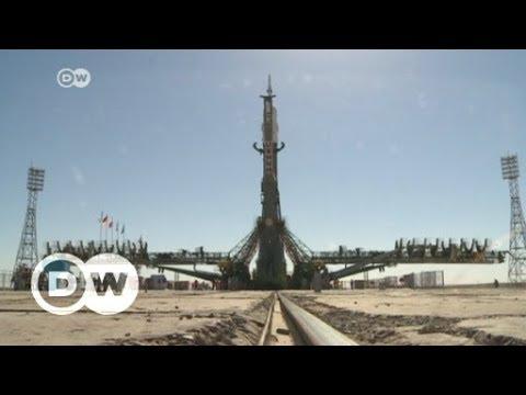 A visit to Kazakhstan's Baikonur cosmodrome | DW English