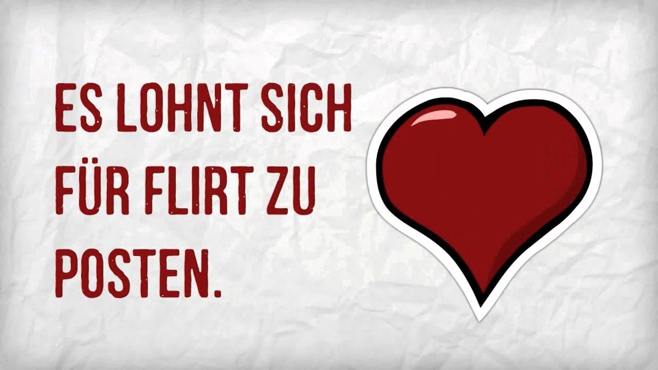 assured, what Deutsche männer flirten nicht mehr can find