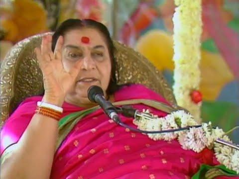 1991-1215 Shri Ganesha Puja Talk, Shere, India, DP, transcribed