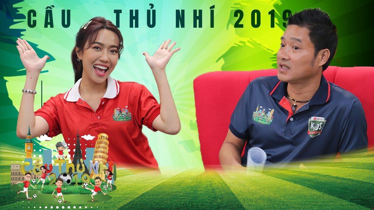Diệu Nhi ngỡ ngàng với bí mật ít ai biết của HVL Hồng Sơn | Cầu Thủ Nhí 2019 | Best Cut Tập 1