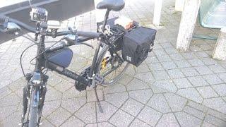 Обзор, купленных велосипедных аксессуаров на 102 Euro / Цены на вело аксессуары в Германии